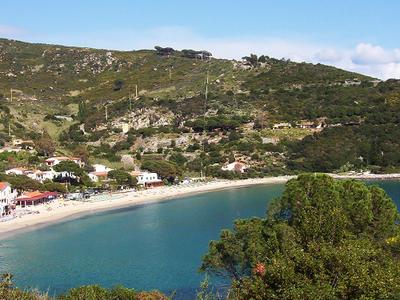 The Beach Of Cavoli