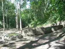 El Chal Fallen Stella- Petén Department - Guatemala