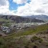 El Chalten From Laguna Torre Trail Start