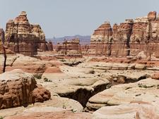 Elephant Canyon - Druid Arch Trail - Canyonlands - Utah - USA