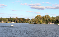 Elkhart Indiana St Joe River