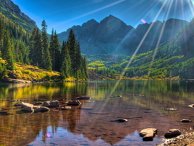 Elk Mountains - Colorado