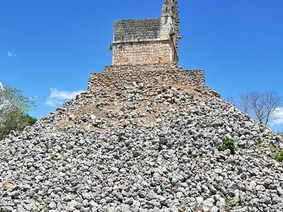 El  Mirador Pyramid - Peten - Guatemala