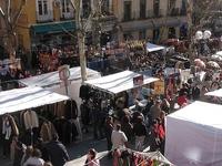 El Rastro Street Market