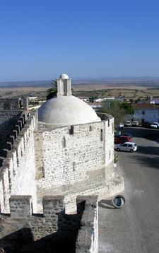 Elvas In Castle