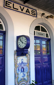Elvas Station