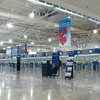 Check-in-Area At Athens International Airport