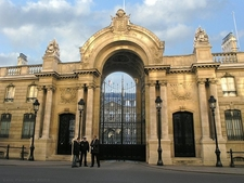 The Elysee Palace