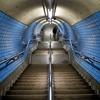 Embankment Tube Station - London UK