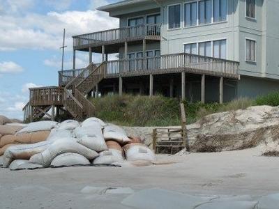 Emerald  Isle  Beach  Erosion