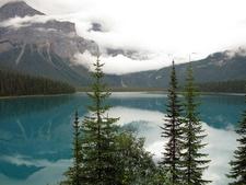 Emerald Lake Landscape