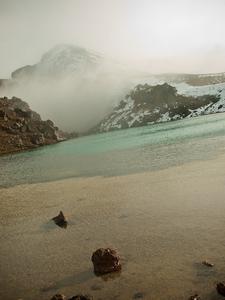 Emerald Lake Track Views - Tongariro