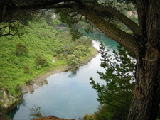 Emerald Lake Trail Views - Tongariro