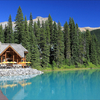 Emerald Lake - Yoho National Park - AL - Canada