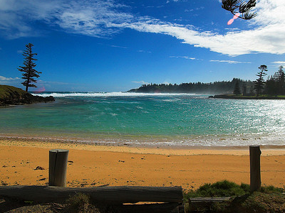Emily Bay - Norfolk Island