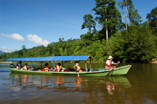 Endau Rompin National Park - Boating