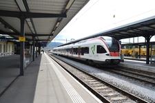 Delémont Railway Station