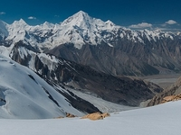 Engilchek Glacier