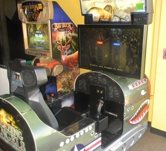 Enjoy Video Games - Laserport Beaverton OR
