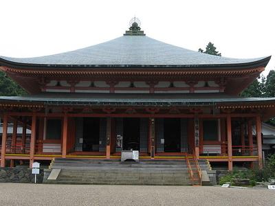 Enryakuji Amidado Temple