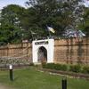 Entrance Drawbridge Of Fort Cornwallis