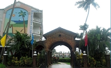 Entrance Gateway