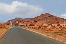 Entrance Into Wadi Rum Desert - Jordan