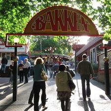 Entrance To Bakken