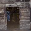 Entrance To Main Basilica Of Church Of Nativity