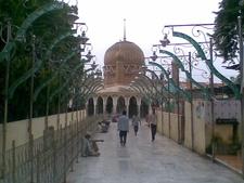Entrance To Shrine