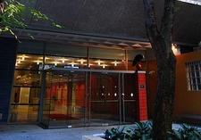Entrance To Wellness, Recreation & Athletics Center