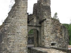 Castillo Montcornet