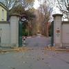 Cimetière De Saint-Ouen Main Entrance