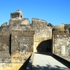 Entry Ramparts To The Fort