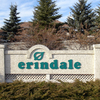 Erindale Entrance Sign