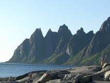 Ersfjorden On Senja