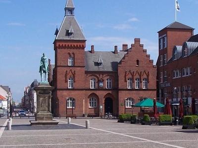 Esbjerg Main Square
