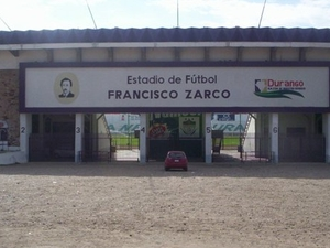 Estadio Francisco Zarco