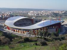 Stadium Dr. Magalhaes Pessoa