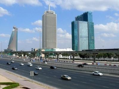Dubai World Trade Centre (Middle)