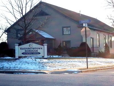 E   Town  Borough  Hall