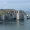 Etretat, Aval Cliff View - Normandie France