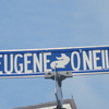 Eugene Neill Street In New London