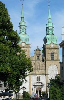 Eupen Nicolas Church