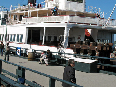 Eureka   2 8steam Ferryboat