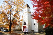 St. James' Episcopal Church - Eureka Springs