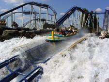 Poseidon Water Ride