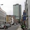 Euston Street And Euston Tower