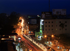 Evening View Of Jorhat