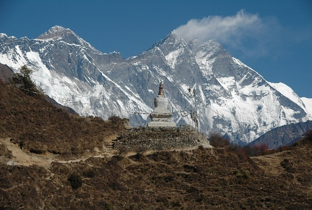 Everest Base Camp and back to Lukla by Helicopter 12 Days Photos